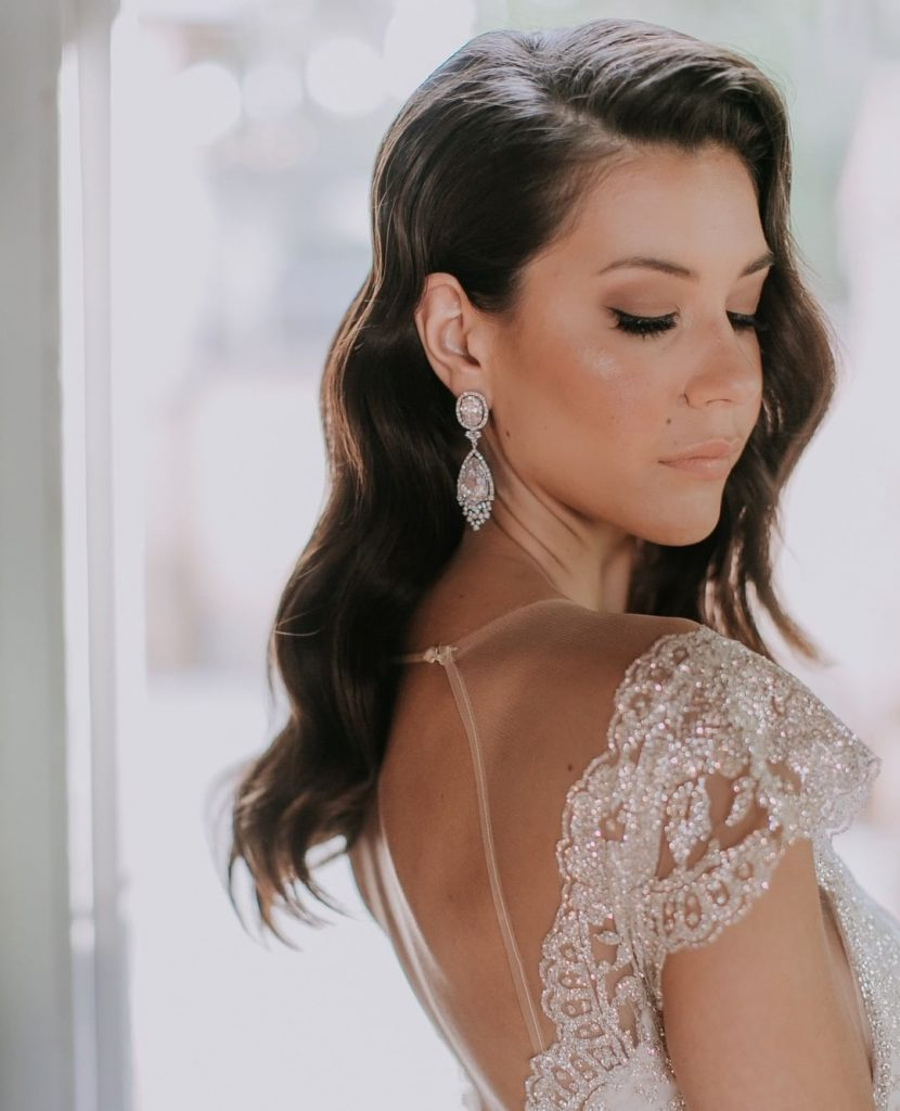 bridal-tips, bridal, #bridalearring modern, #bridalearring, #bridalblog, How to Choose the Perfect Earrings for Your Wedding. - Jeanette Maree