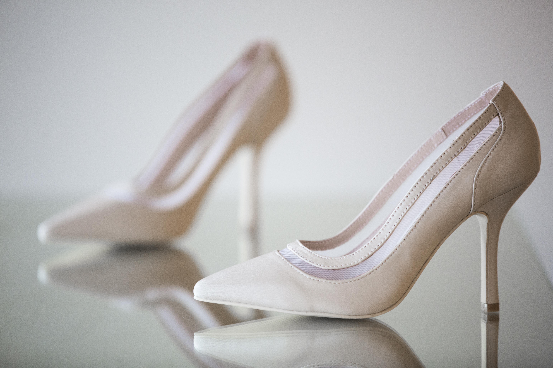 10038d5d734 Classic Style Bridal Shoes - Alana
