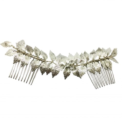 Jeanette Maree vintage wedding haircomb HC079