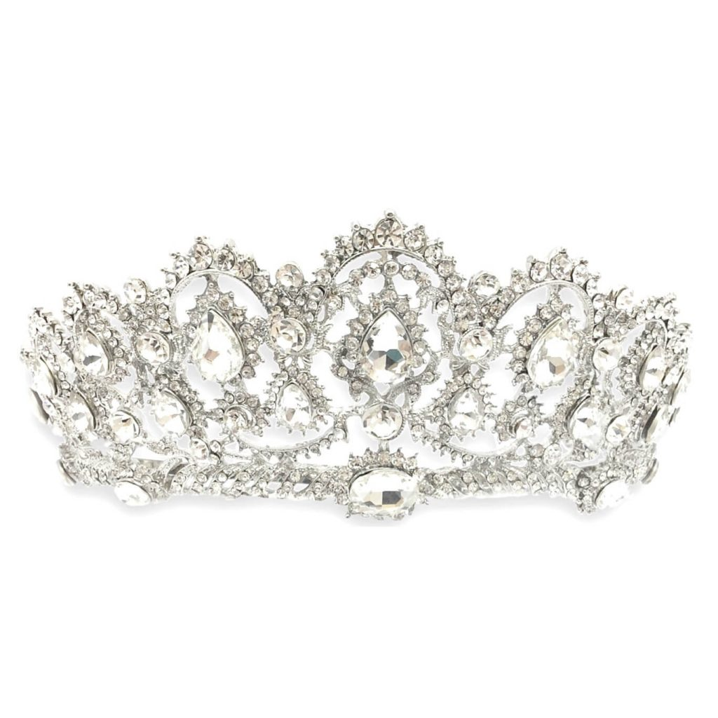 HT020 luxury crystal crown