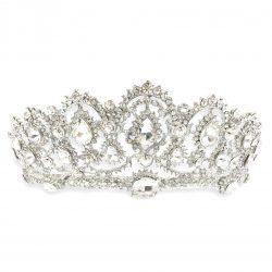 HT020 luxury crystal crown