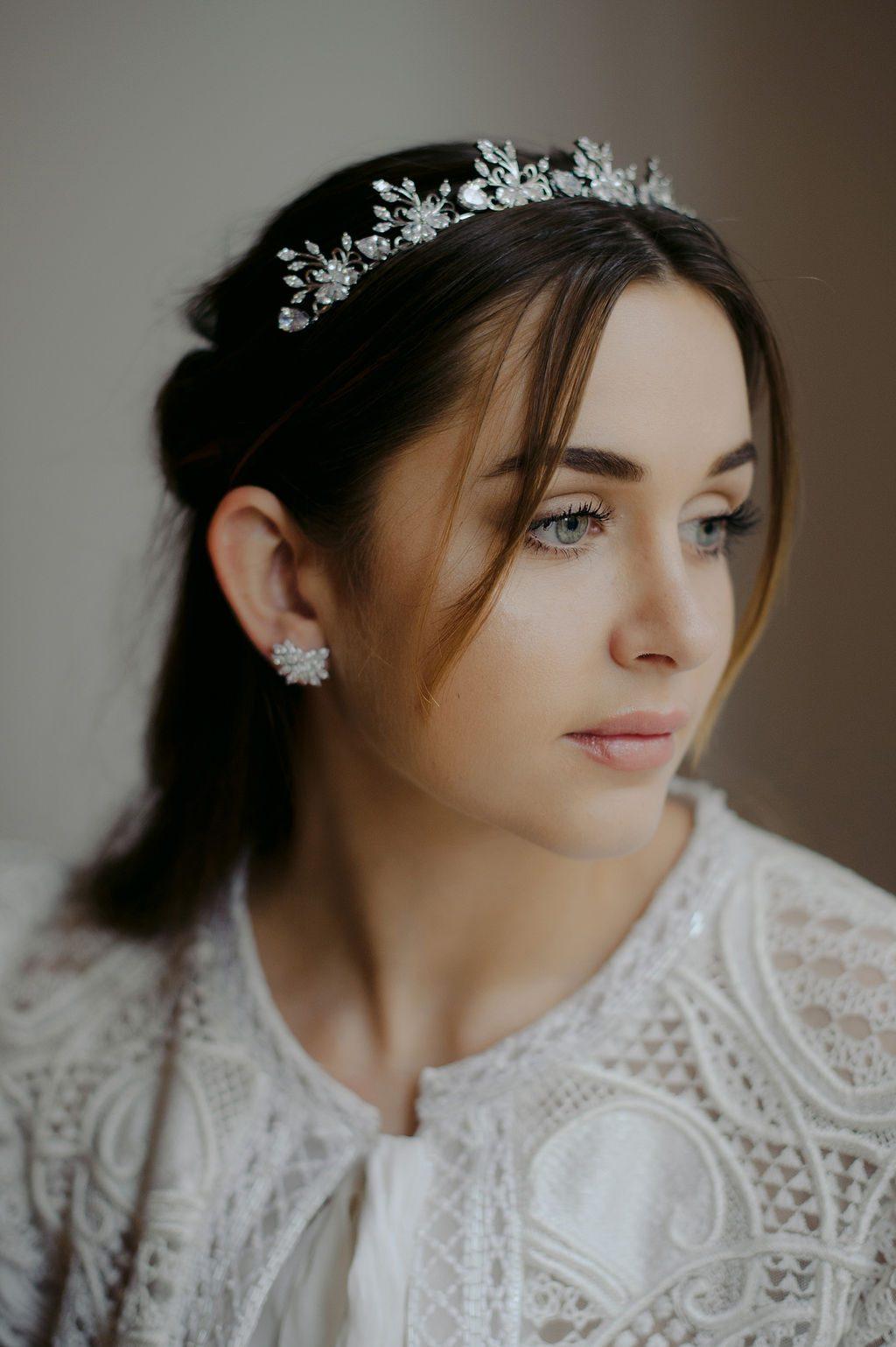 Jeanette Maree — Bridal Hair Tiara