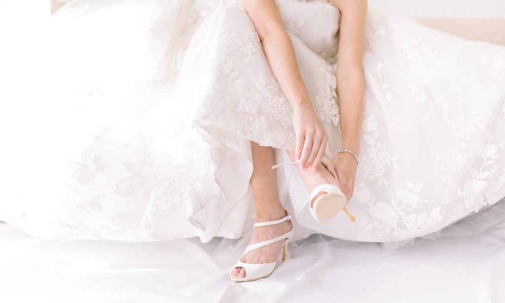b8f640f69f9b2 Bridal shoes, the Do's & Don'ts | Jeanette Maree
