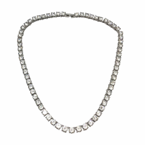 Jeanette Maree stunning diamante wedding necklace 6027